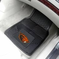 Oregon State Beavers Vinyl 2-Piece Car Floor Mats