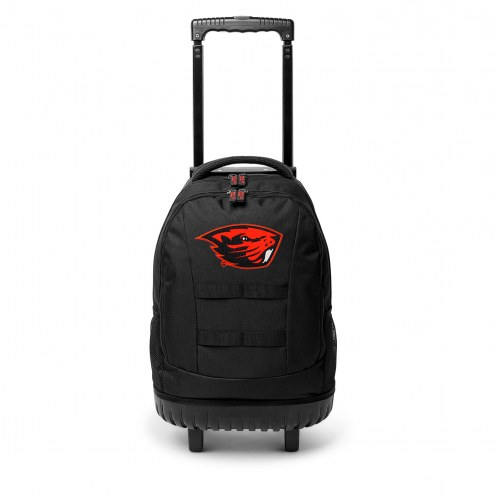 NCAA Oregon State Beavers Wheeled Backpack Tool Bag