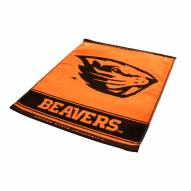 Oregon State Beavers Woven Golf Towel