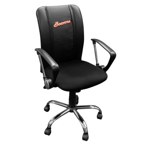 Oregon State Beavers XZipit Curve Desk Chair