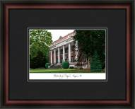 University of Oregon Academic Framed Lithograph