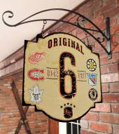 Original Six Tavern Sign
