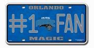 Orlando Magic #1 Fan License Plate