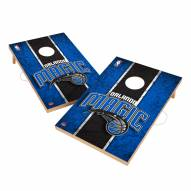 Orlando Magic 2' x 3' Vintage Wood Cornhole Game