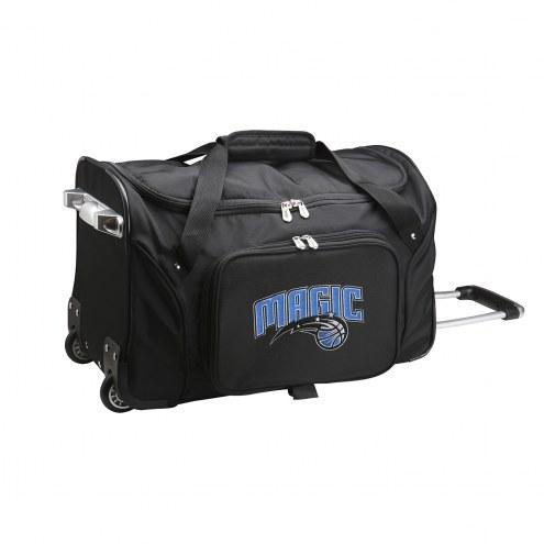 "Orlando Magic 22"" Rolling Duffle Bag"