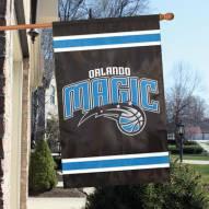 Orlando Magic Applique 2-Sided Banner Flag