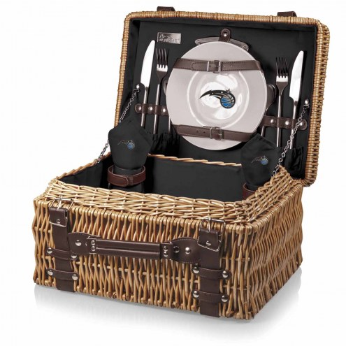 Orlando Magic Black Champion Picnic Basket