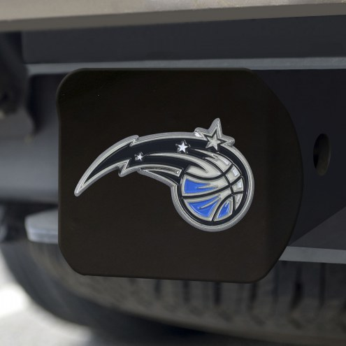 Orlando Magic Black Color Hitch Cover