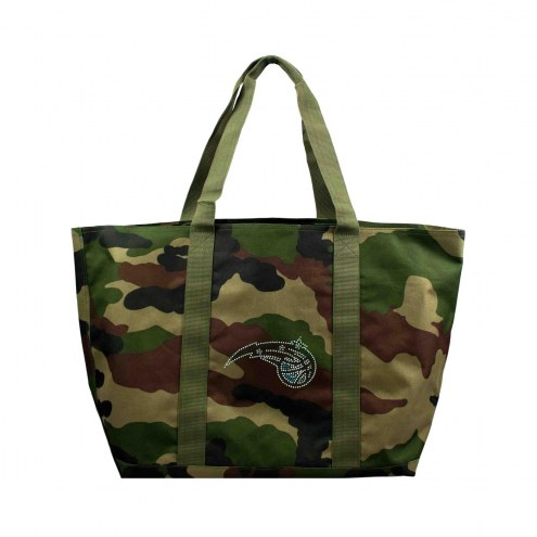 Orlando Magic Camo Tote Bag