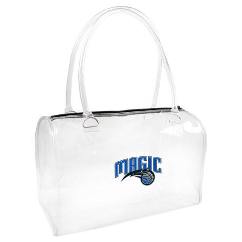 Orlando Magic Clear Bowler