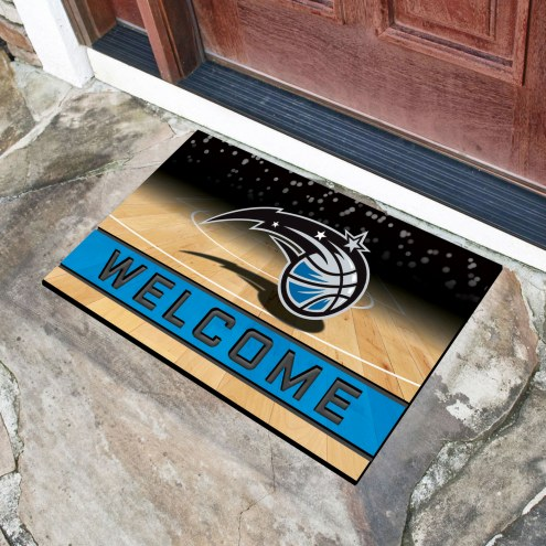 Orlando Magic Crumb Rubber Door Mat