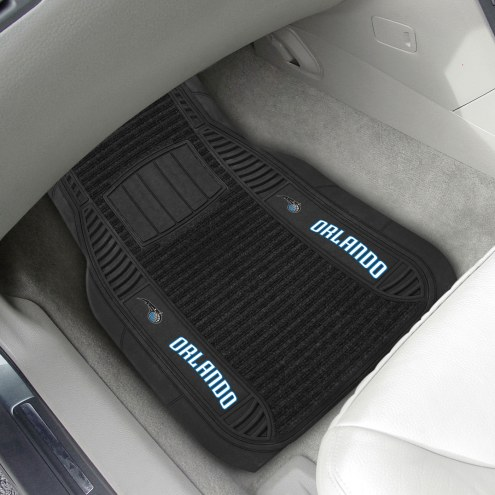 Orlando Magic Deluxe Car Floor Mat Set