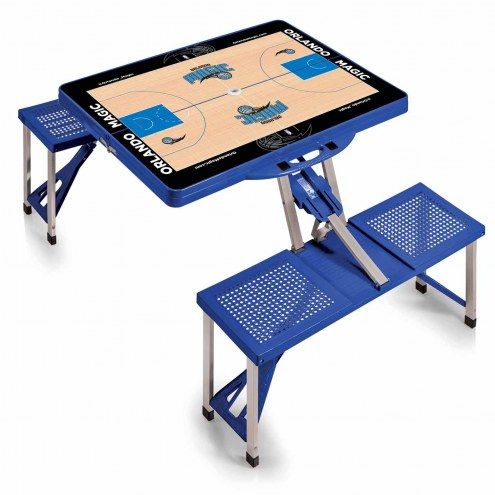 Orlando Magic Folding Picnic Table