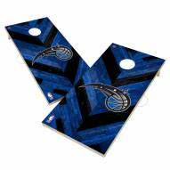 Orlando Magic Herringbone Cornhole Game Set