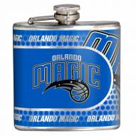 Orlando Magic Hi-Def Stainless Steel Flask