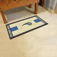Orlando Magic NBA Court Large Runner