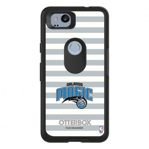 Orlando Magic OtterBox Google Pixel 2 Symmetry Stripes Case