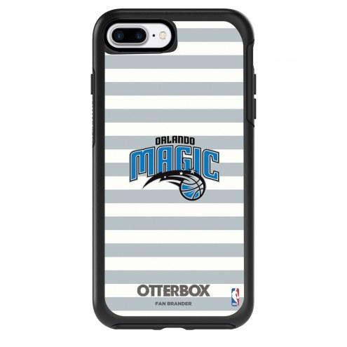 Orlando Magic OtterBox iPhone 8 Plus/7 Plus Symmetry Stripes Case
