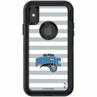 Orlando Magic OtterBox iPhone X/Xs Defender Stripes Case