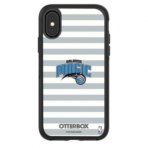 Orlando Magic OtterBox iPhone X/Xs Symmetry Stripes Case