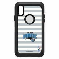 Orlando Magic OtterBox iPhone XR Defender Stripes Case