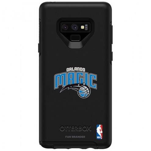 Orlando Magic OtterBox Samsung Galaxy Note9 Symmetry Black Case