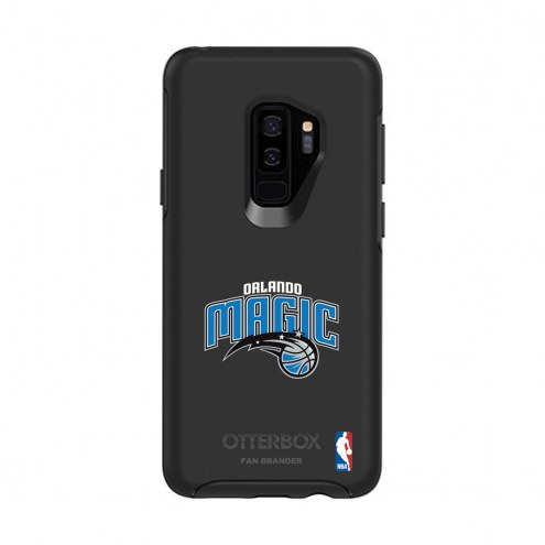 Orlando Magic OtterBox Samsung Galaxy S9+ Symmetry Black Case