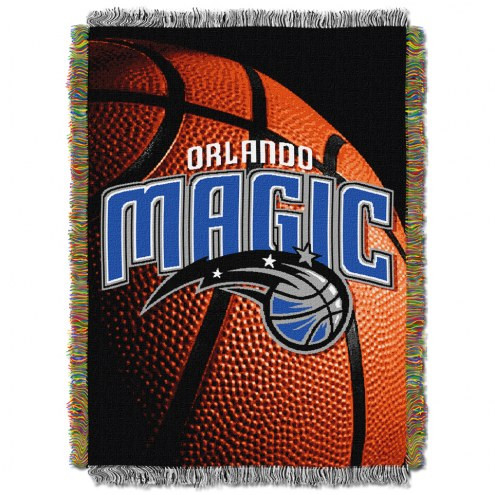 Orlando Magic Photo Real Throw Blanket
