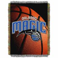 Orlando Magic Photo Real Throw Blanket