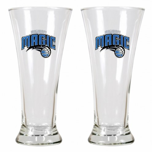 Orlando Magic Premiere Pilsner Glass Set