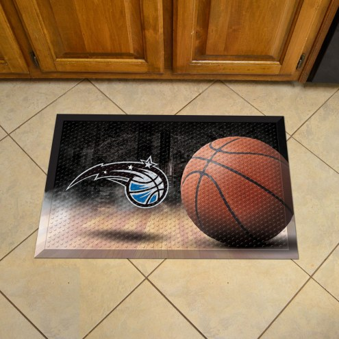 Orlando Magic Scraper Door Mat