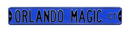 Orlando Magic Street Sign