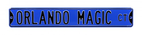 Orlando Magic Street Sign