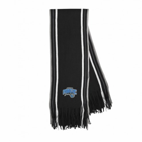 Orlando Magic Stripe Fringe Scarf