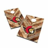 Ottawa Senators 2' x 3' Cornhole Bag Toss