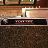 Ottawa Senators Bar Mat