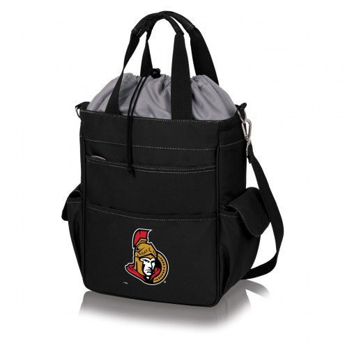 Ottawa Senators Black Activo Cooler Tote