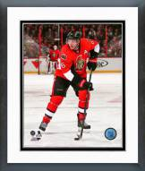Ottawa Senators Bobby Ryan Action Framed Photo