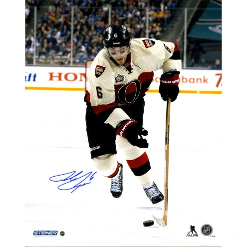 "Ottawa Senators Bobby Ryan Tim Horton Heritage Classic Signed 16"" x 20"" Photo"