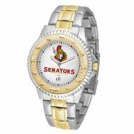 Ottawa Senators Competitor Two-Tone Men's Watch