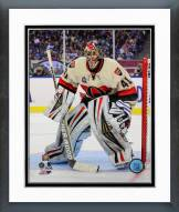 Ottawa Senators Craig Anderson NHL Heritage Classic Action Framed Photo