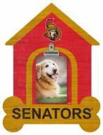 Ottawa Senators Dog Bone House Clip Frame