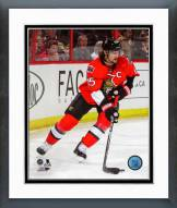 Ottawa Senators Erik Karlsson Action Framed Photo