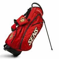 Ottawa Senators Fairway Golf Carry Bag