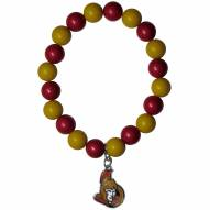 Ottawa Senators Fan Bead Bracelet