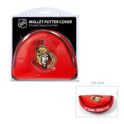 Ottawa Senators Golf Mallet Putter Cover