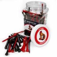 Ottawa Senators 175 Golf Tee Jar