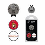 Ottawa Senators Hat Clip & Marker Set