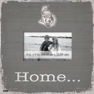 Ottawa Senators Home Picture Frame