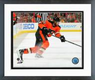 Ottawa Senators Jakub Voracek Action Framed Photo